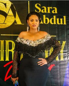 Sara Abdul listed as Judge for MEGN Beauty contest