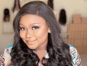 Nollywood Actress Ruth Kadiri welcomes first child
