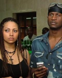Peter Okoye eulogises wife on her birthday
