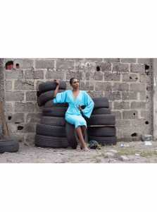 IMAATU 'Lil Things' Collection Campaign With Lagos Hustle Backdrop