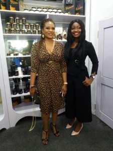 Damilola Otubanjo, the CEO of Milolar store