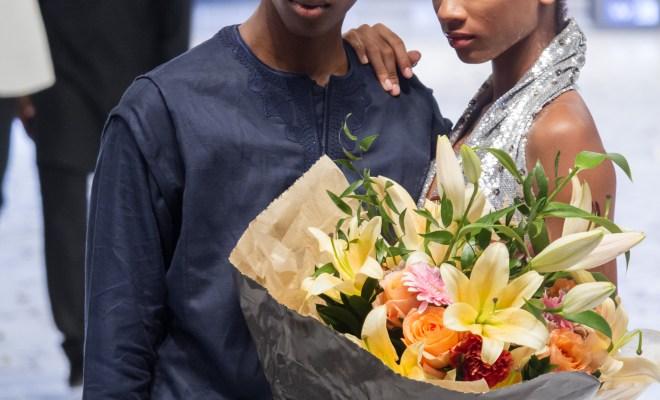Zarad Afia Tashana, Burundian Cubahiro Jordy Jeff emerge winners at the 12th edition of Elite Model Look