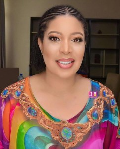Celebrating Nollywood's fairest actress, Monalisa Chinda as she clocks 45