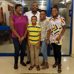 Okey Bakassi to wife on 18th anniversary