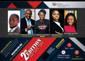 NixxHash Communications Organise Free Workshop to Promote SMEs skills in Ikorodu