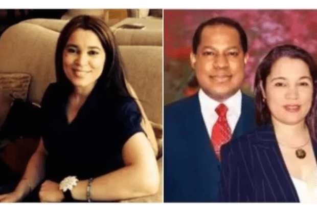 Pastor Chris Oyakhilome's ex-Wife, Anita moves on, changes name, remarries