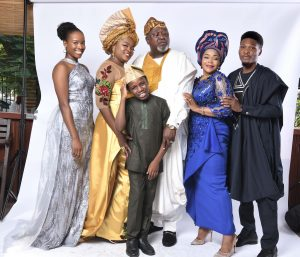 Funke Akindele-Bello and Akin Lewis are hilarious in new EbonyLife's blockbuster, Your Excellency