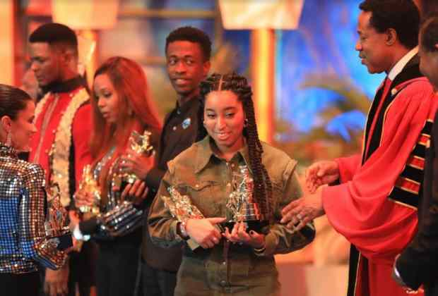 Frank Fytt, Samsong, others win big at LIMA 2019 ( Full list of winners)