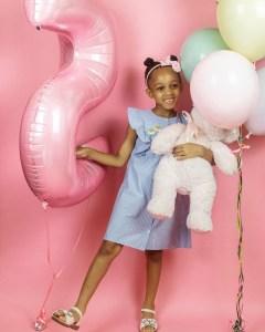 Jude Okoye celebrates daughter as she turns 5