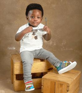 Toolz celebrates son as he turns 1