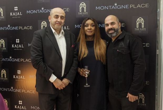 Montaigne Place Hosts Soirée New Fragrances, Kajal and The Gate Paris Collections to Nigeria!