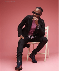 Nigeria singer 9ice celebrates 40th birthday