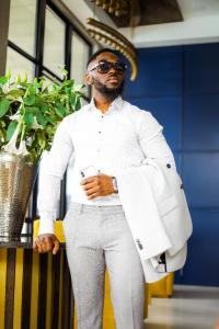 Meet S.Mordecai Oloriegbe (Mr. Plain); Fashion consultant extraordinaire