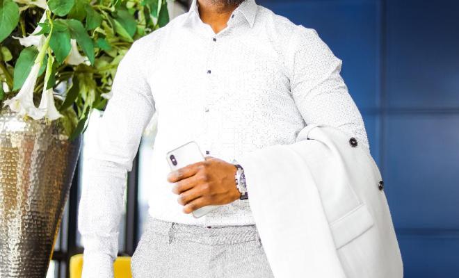 Meet S.Mordecai Oloriegbe (Mr. Plain); Fashion consultant extraordinaire