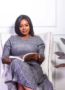 Olori Ajayi, CEO of the Art Coaching Company