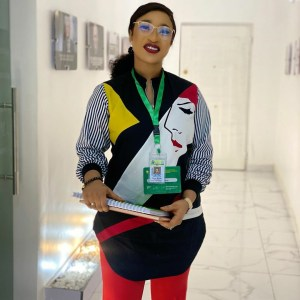 Actress, Tonto Dikeh returns to school