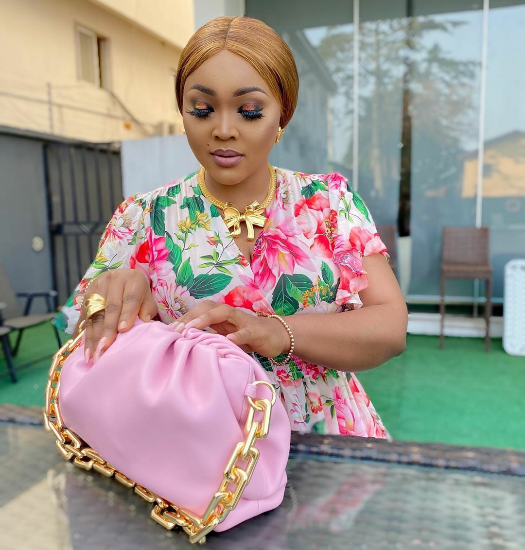 Mercy Aigbe, Soft Clutch