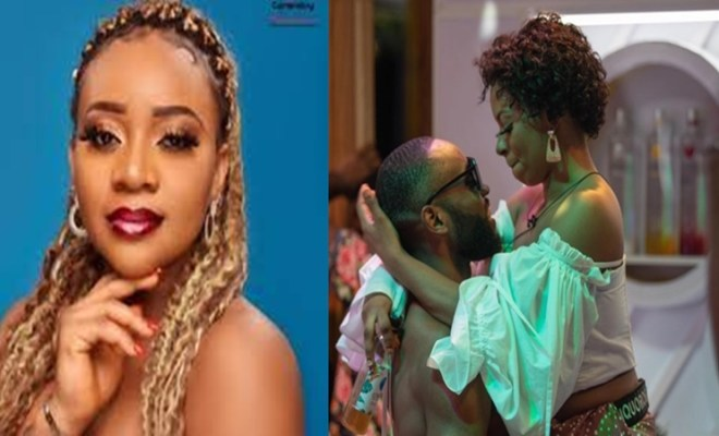 Dr. Cherry says BBNaija Emmanuel is faking his feelings for Liquorose
