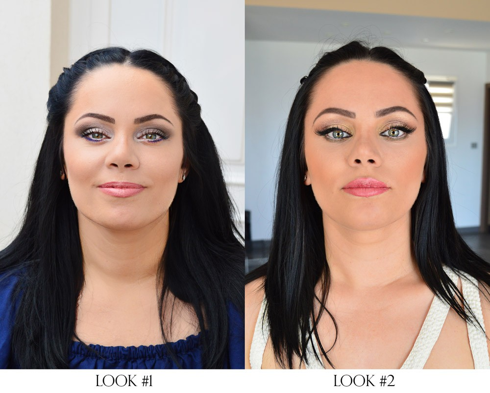 makeup tips for blue / green eyes