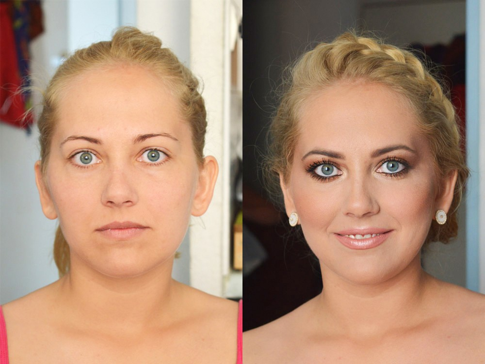 Makeup Tips For Blue Green Eyes