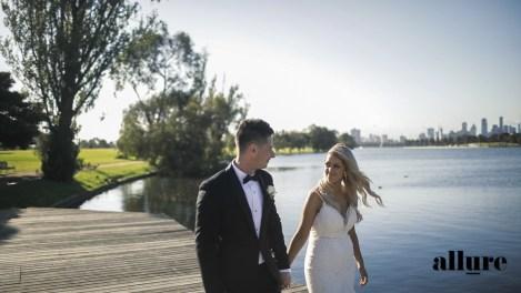 Stefanie & luke - Luminare - Allure Productons wedding video 6
