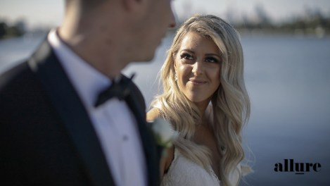 Stefanie & luke - Luminare - Allure Productons wedding video 8