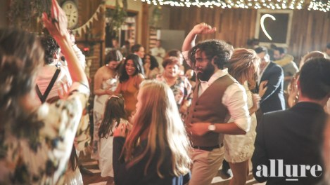 Nicole & Denis - Log Cabin Ranch Wedding video - Allure Wedding Films 14