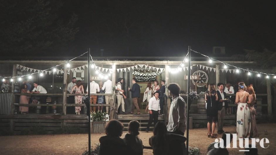 Nicole & Denis - Log Cabin Ranch Wedding video - Allure Wedding Films 15