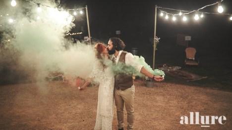 Nicole & Denis - Log Cabin Ranch Wedding video - Allure Wedding Films 16