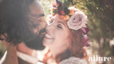 Nicole & Denis - Log Cabin Ranch Wedding video - Allure Wedding Films 5