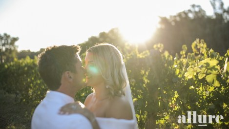 Tanya & Anthony - St Leonards Vineyard wedding video - Allure Wedding Film 8