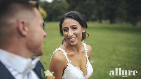 Laura & Adam - Rivers Edge Wedding Video - Allure Productions Wedding Film 5