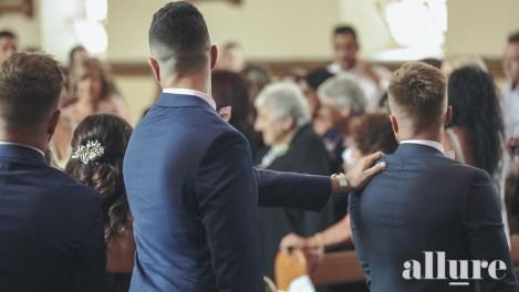 Laura & Adam - Rivers Edge Wedding Video - Allure Productions Wedding Film 8