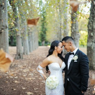 Renee & Andrew - lakeside Receptions - Allure Productions 8