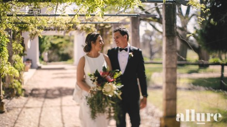 Jessica & Mitchell - Seppelts Winery - Ballarat Wedding - Allure Productions -_-5