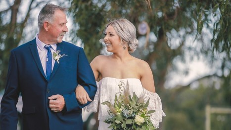 Chantelle and Brent - Private Property Wedding - Allure Productions wedding films 6