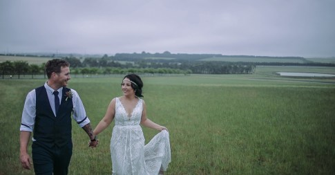 Shannon & Jose - Mt Duneed Estate Wedding video - Allure Productions 6