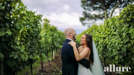 Danielle & Daniel - Stones wedding video - Allure Productions 1