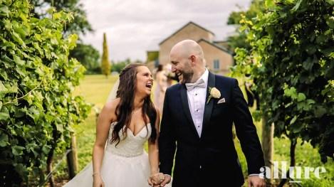 Danielle & Daniel - Stones wedding video - Allure Productions 10