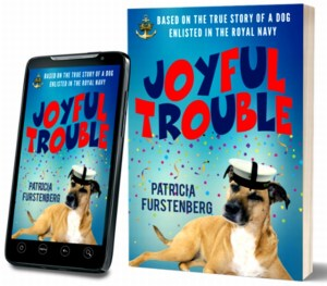 Joyful Trouble by Patricia Furstenberg - Paperback and eBook https://www.amazon.co.uk/dp/B07227P973 https://www.amazon.com/dp/B07227P973