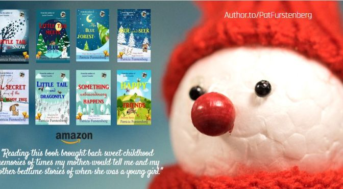 Winter Magic, Kids Snow Stories, Christmas Cheer Books via @PatFurstenberg #giftidea, #kidslit #christmas #winter #snow