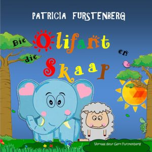 Die Olifant en die Skaap, kinderboeke - get in on Amazon now