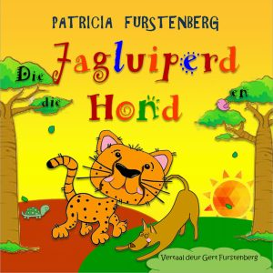 Die Jagluiperd en die Hond - get it on Amazon now, kinderboeke