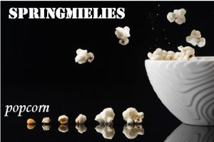 Springmielies - Jumping corn - popcorn. Afrikaans English literal translations