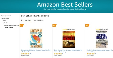 Amazon UK #2 Bestsellers Arms Control.jpg