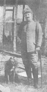 Steif and Lieutenant von Wieland