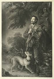 Before dogs joined Kings in battles and wars, there was A man and his dog