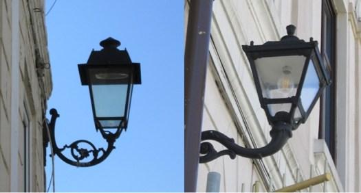 Street lights of Brasov, Romania. Image via@PatFurstenberg