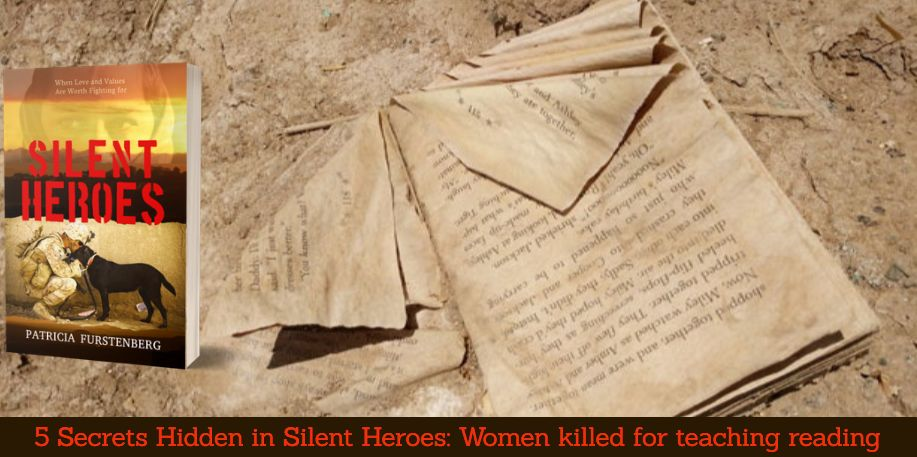 Women killed for teaching girls to read - inconceivable in the 21st century