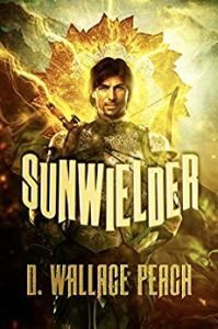 Sunwielder D. Wallace Peach. Books for Christmas gift ideas, feed your kindle